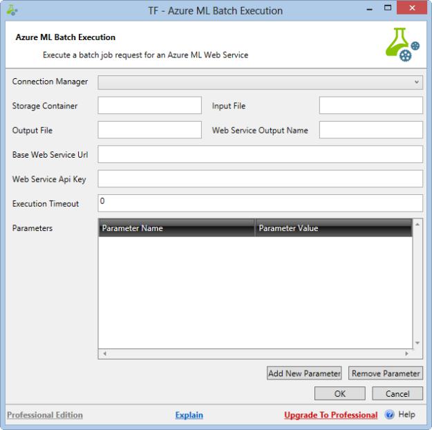 Azure ML Batch Execution